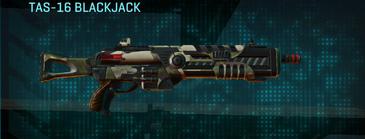 Woodland shotgun tas-16 blackjack