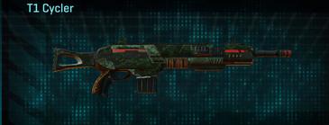 Clover assault rifle t1 cycler