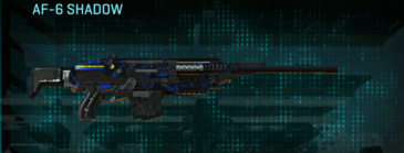 Nc loyal soldier scout rifle af-6 shadow