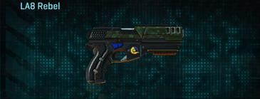 Clover pistol la8 rebel
