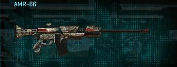 Arid forest battle rifle amr-66