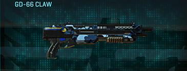 Nc alpha squad shotgun gd-66 claw