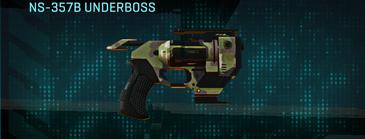 Woodland pistol ns-357b underboss