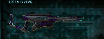 Vs loyal soldier scout rifle artemis vx26