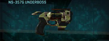 Woodland pistol ns-357g underboss