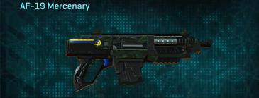 Clover carbine af-19 mercenary