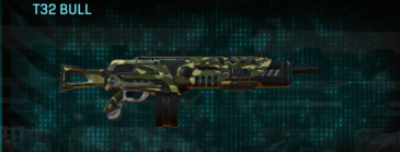 Temperate forest lmg t32 bull