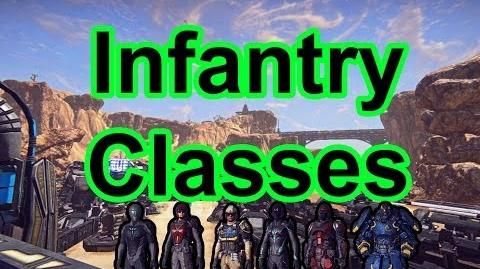 Introduction to Infantry Classes - Planetside 2