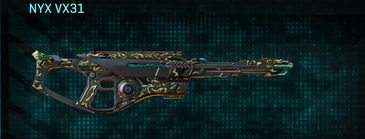 Scrub forest scout rifle nyx vx31
