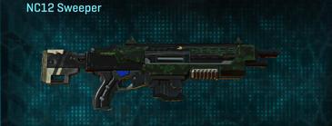 Clover shotgun nc12 sweeper