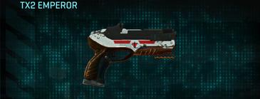 Rocky tundra pistol tx2 emperor