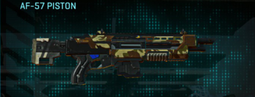 India scrub shotgun af-57 piston