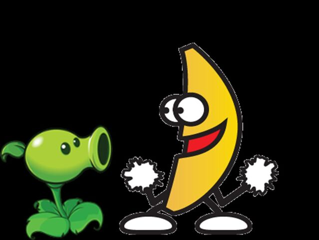 File:Banana Dancing with Peashooter.jpg