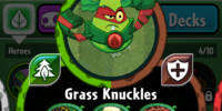 Grass Knuckles/Gallery