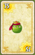 Lava Guava Costume Card