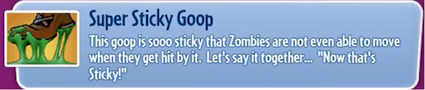 SuperStickyGoop