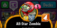 All-Star Zombie (PvZH)/Gallery