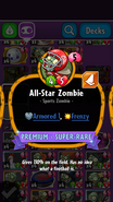 All-Star Zombie Description