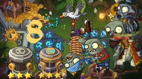 PvZ Online - Adventure Mode - Treasure Island 8