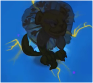 File:Dandy Lion King's silhouette.png