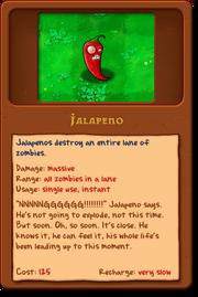 Jalapeno almanac pc