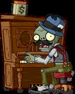 HD Pianist Zombie