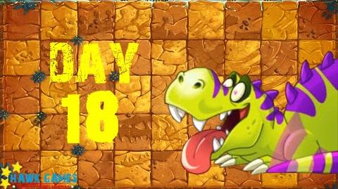 Jurassic Marsh Day 18