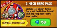 Z-Mech Hero Pack