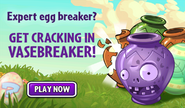 Expert egg breaker. Get Cracking In Vase breaker! Play Now