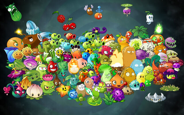 File:Plants vs Zombies 2 Background.jpg