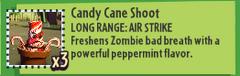 Candy Cane Shoot Stickerbook Description