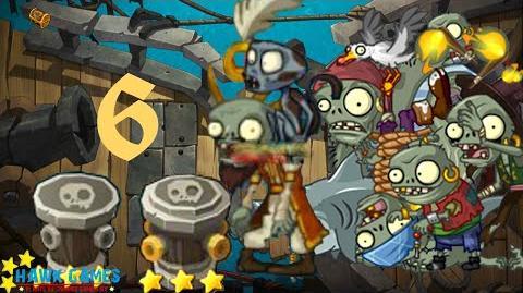 PvZ Online - Adventure Mode - Maritime Hegemony 6