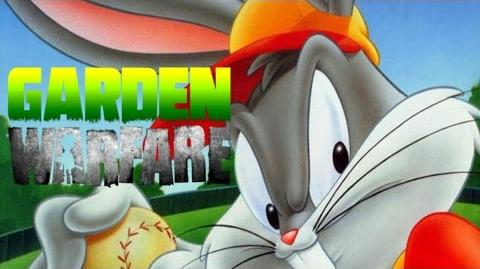 BUGS BUNNY EASTER EGG! - PvZ Garden Warfare (HD)-0