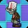 File:8-Bit Buckethead Zombie2.png