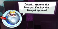 Gnomus the Gnome King