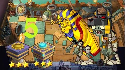 PvZ Online - Adventure Mode - Battle of the Nile 5