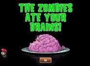 Impunk eating brains