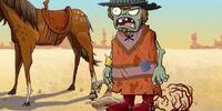 Poncho Zombie/Gallery