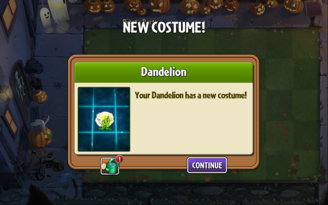 File:Dandelion Costume on Lawn of Doom.png