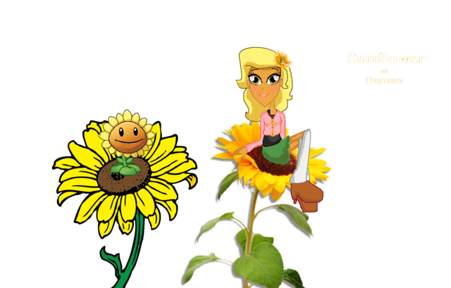 File:Sunflower as human.png