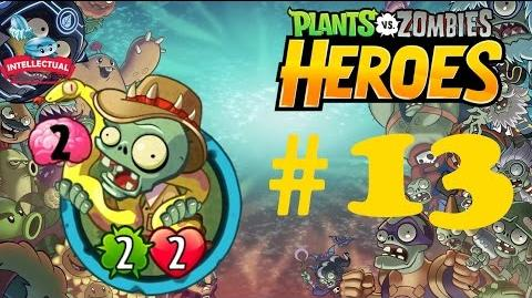 Plants vs Zombies Heroes Part 13 - ZooKeeper's Battle - Open Some Packs