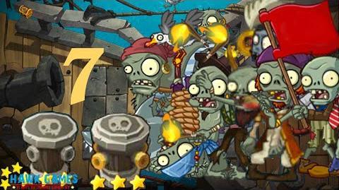 PvZ Online - Adventure Mode - Maritime Hegemony 7
