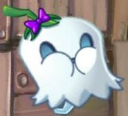 Ghost pepper about to explode costume