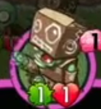 File:Close-up of Cardboard Robot Zombie.png