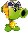Pharaoh Peashooter