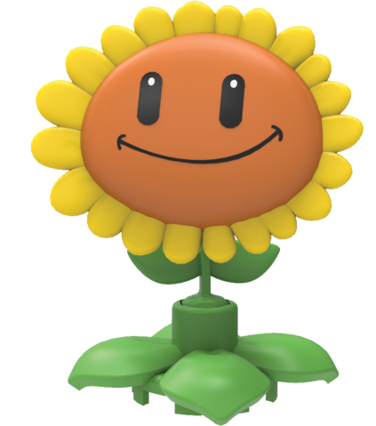 File:Plants-vs-Zombies-Mystery-Series-1-Sunflower medium.png