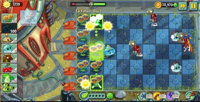 File:Far Future Day 1 - Power Tiles - Plants vs Zombies 2 new update-08-11-25-.JPG