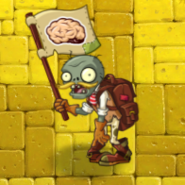 Adventurer Flag Zombie