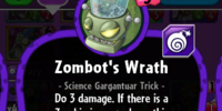 Zombot's Wrath