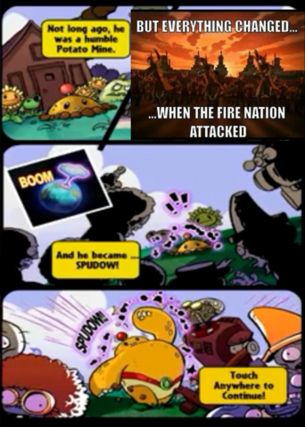 File:Long ago, he was a humble fire nation but everythign changed whe nthe fire natio nattacked spudoe meme backstory.png